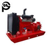 Pressão de espera multiestágio motor diesel da bomba de incêndio para o sistema de combate a incêndios