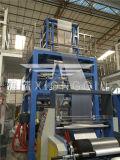 machine de soufflement de film de HDPE de 1100mm avec le bobinier automatique simple