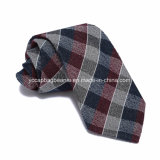 Os homens personalizado barata gravata de poliéster de microfibra