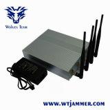 4W potente señal WiFi Jammer, 5.8G (2.4G)