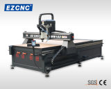 Piñón y cremallera helicoidal Ezletter grabado en madera de la transmisión de la máquina CNC con tabla de vacío (MW103)