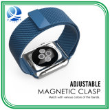 De Banden van het Horloge van de appel voor Appel Iwatch2/3 Milaan Nice binden het Roestvrij staal van de Adsorptie van het Metaal van 38/42mm vast