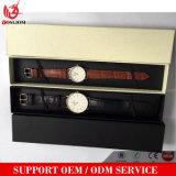 Nach Maß lange geformte Pappuhr-verpackenkasten des Vierecks-Vs-312, Papiergeschenk-Uhr-verpackenkasten