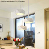 Innenleuchter-hängende Deckenleuchte für Gaststätte im Aluminium