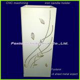 Vaas van de Bloem van de Delen van het Ponsen van Fabracation CNC van het Metaal van het blad de Artistieke