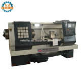 Ck160 Torno de rosca del tubo de aceite de máquina de torno CNC País