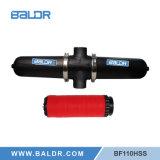 4'' rinçage automatique Boîtier de filtre à disque pour le système de filtration de l'eau