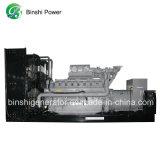 セリウムのパーキンズエンジン825kVA (BPM660)を搭載する公認のディーゼル発電機セット