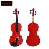 Violino laminato colore poco costoso di prezzi per l'allievo ed il banco
