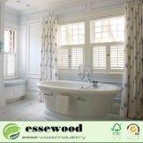 La decoración del hogar de plantaciones de PVC resistente al agua de baño decoración de ventana de obturador
