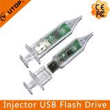 Entraînement médical de stylo usb d'injecteur de seringue d'injection de cadeau (YT-1143)