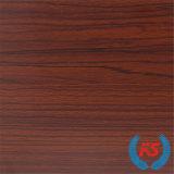 Papier décoratif des graines en bois de Zèbre-Piste pour les meubles (4838-15)