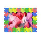 Förderung-Geschenk 3D Belüftung-lustiger Foto-Rahmen