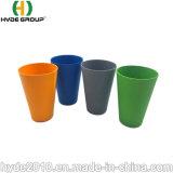 hochwertige hitzebeständige FDA 15oz Bambusfaser-Cup-Kaffeetasse für Verkauf