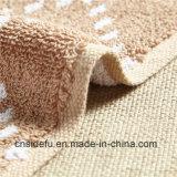 贅沢な空想100の綿の糸の染められたジャカードタオル