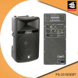 15 Zoll PRO350w Digital Ampere aktiver Plastiklautsprecher PS-3315debt USB-Ableiter-FM Bluetooth EQ
