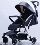 Neuer Entwurfs-Luxuxfalten-Kinderwagen mit europäischem Standard