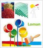 Sulfato de bario excelente de la calidad de Loman Baso4 para la capa del polvo