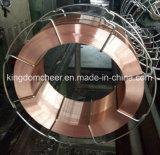 Fio de soldagem a arco submerso de fábrica Er70s-6 com certificação