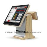 Icp-Ew11d высокого качества 15 единого емкостного сенсорного экрана для кассовых аппаратов системы POS/супермаркет/ресторан/розничная торговля