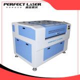 6040 9060 13090 160100 máquina de estaca da gravura do laser do CO2 de 130250 acrílicos