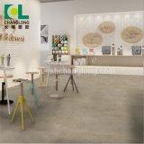 Commerciaux et de l'intérieur du grain du bois Plancher PVC/ Changlong Cls-02