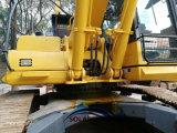 Escavatore superiore utilizzato del cingolo di KOMATSU PC450-8 dell'escavatore del cingolo del macchinario edile 45ton da vendere
