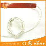Алюминиевый подогреватель плиты, подогреватель силиконовой резины 100W-300W с алюминиевой плитой