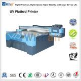 헤드를 인쇄하는 Ricoh를 가진 저가 고품질 UV 치료할 수 있는 평상형 트레일러 인쇄 기계