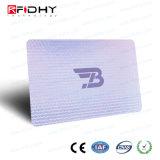 Mitgliedskarte der freies BeispielhochfrequenzMIFARE RFID