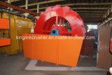 Rad-Typ Sand-Waschmaschine