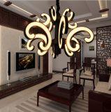 Del Vietnam bello C lampadario a bracci all'ingrosso di figura LED di disegno moderno