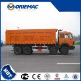 Beiben de haute qualité 12 Dimensions de camion à benne de roue en Chine