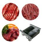 신선한 고기 조각 기계 고기 저미는 기계 고기 슈레더 기계