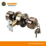 La puerta de alta calidad de bloqueo de la perilla de tubular (586 ET AB)