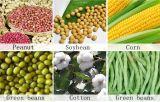 Macchina manuale della seminatrice del cereale della mano della seminatrice dell'agro seminatrice del macchinario