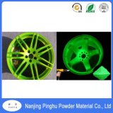Rivestimento verde fluorescente della polvere di Ral 6038