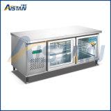Mld-16z6a 6 문 부엌 장비를 위한 상업적인 부엌 냉장고 Refridgerated 내각