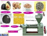 Pressa di olio fredda della mini piccola noce di cocco dell'arachide che fa la macchina dell'espulsore