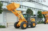 Затяжелитель Jgm756kn колеса Китая Jingong для сбывания