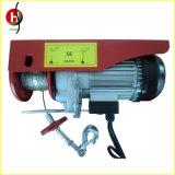 Elektrisch MiniHijstoestel, Hijstoestel van het Gebruik van het Type van PA het Burgerlijke, 220V Enige Fase