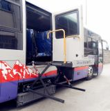 Tijera CE elevador de silla de ruedas para el bus de sistema hidráulico de elevación de la silla de ruedas
