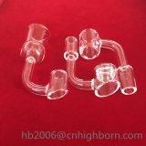 Personalizar Baibo Cristal fundido com flores de foguetes de quartzo