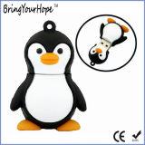 Movimentação animal do flash do USB do estilo do pinguim (XH-USB-139)