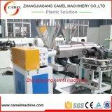 Производственная линия машина штрангпресса трубы из волнистого листового металла PP пластичного PE одностеночная