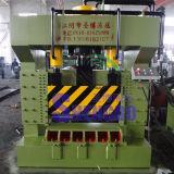 Placa de alumínio automática hidráulica de cisalhamento guilhotina