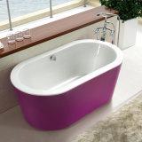 Vasca da bagno indipendente acrilica, da 1500mm a 1800mm (BG-7005G)