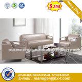 Sofá moderno Definir Exact transversal de couro para Sala de mobiliário (HX-S270)