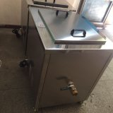 Máquina industrial da limpeza ultra-sônica do líquido de limpeza ultra-sônico do único tanque