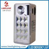 12PCS SMD LED 재충전용 플래쉬 등